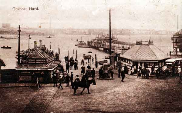 Old Gosport Ferry and Harbour 02